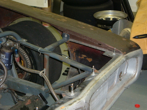 #28 front suspension