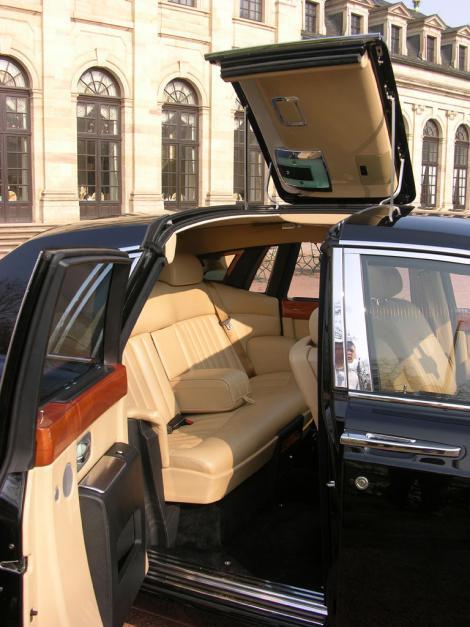 Rolls Royce Phantom Interior 2009. Rolls Royce Phantom modified