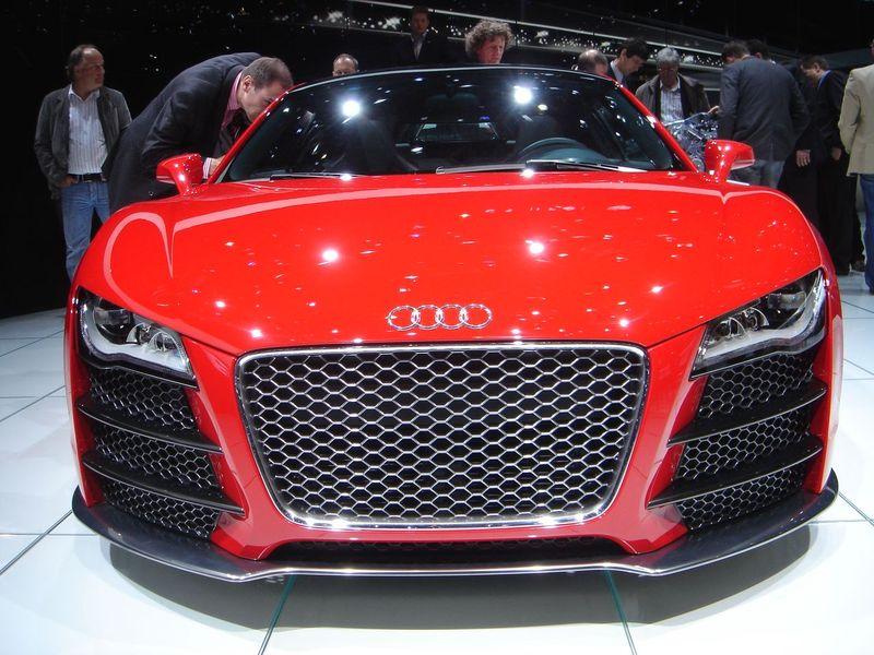 Audi R8 TDI Le Mans Image