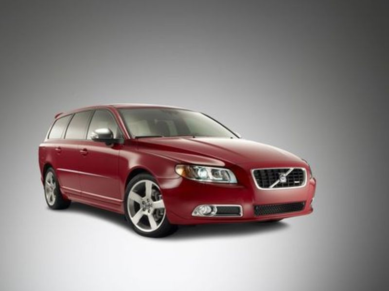 The V70 becomes the fifth Volvo model to be offered with the R-Design